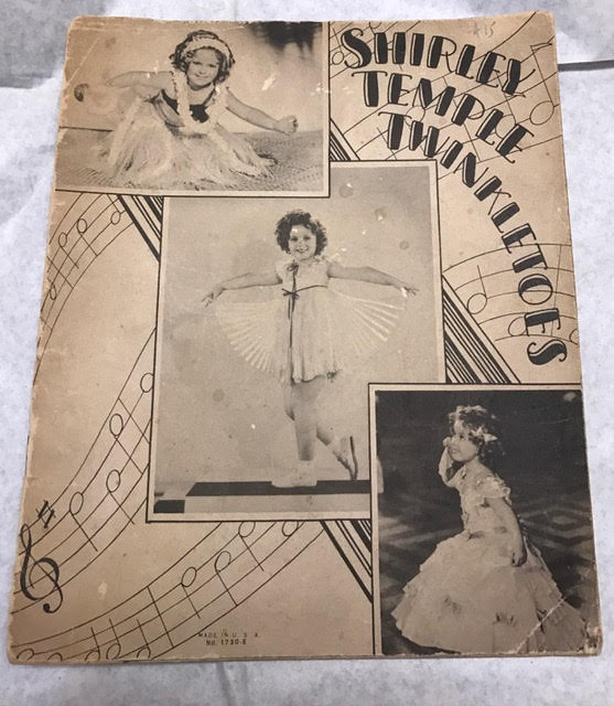 Image for Shirley Temple Twinkletoes