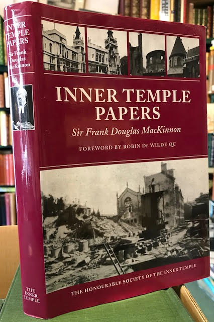 Image for Inner Temple Papers