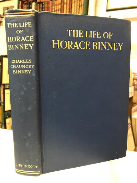 Image for The Life of Horace Binney