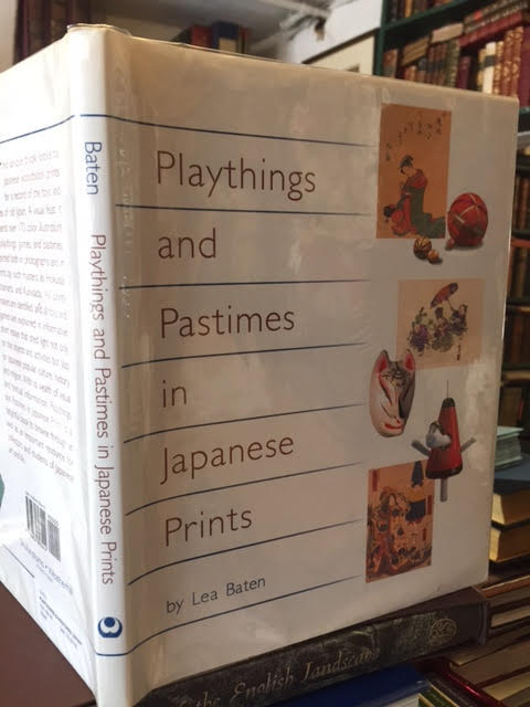 Image for Playthings and Pastimes in Japanese Prints