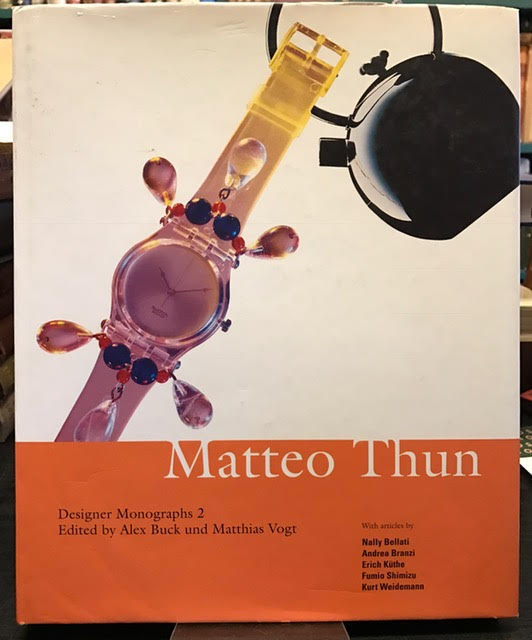 Image for Matteo Thun: (Designer Monographs, Vol.2)