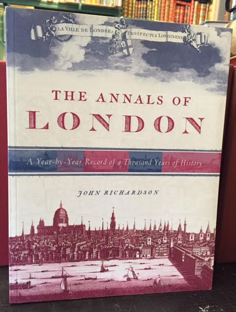 Image for Annals of London, The: A Year by Year Record of a Thousand Years of History