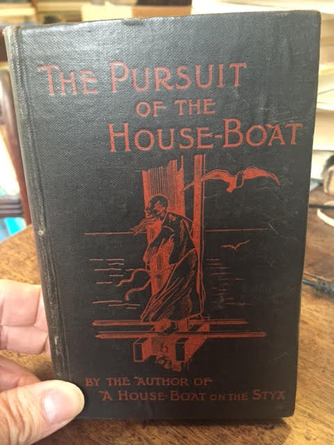 Image for The Pursuit of the House - Boat Being Some Further Account of the Doings of the Associated Shades Under the Leadership of Sherlock Holmes Esq
