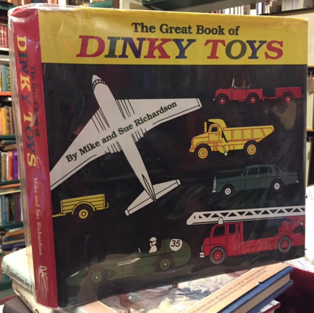 Image for The Great Book of Dinky Toys