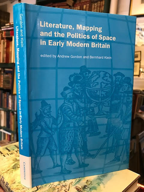 Image for Literature, Mapping, and the Politics of Space in Early Modern Britain
