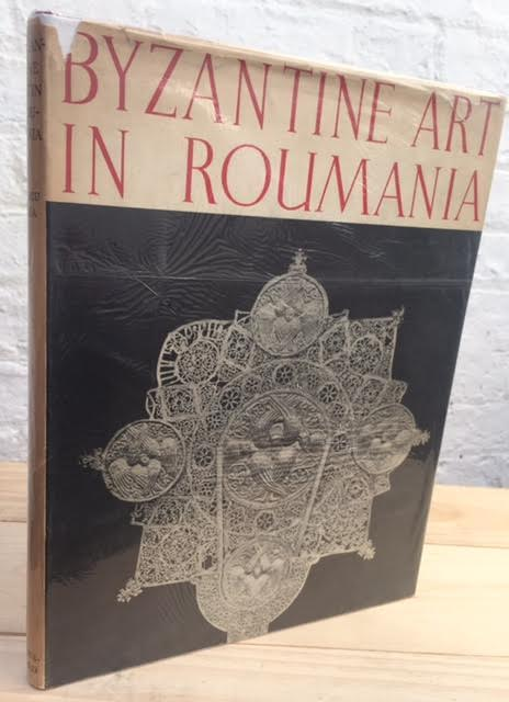 Image for Byzantine Art in Roumania