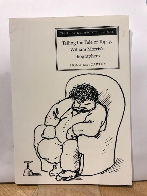 Image for Telling the Tale of Topsy : William Morris's Biographers: The 1993 Kelmscott Lecture