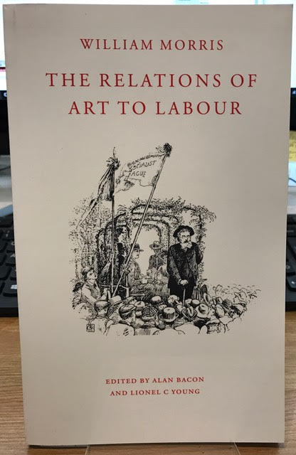 Image for The Relations of Art to Labour : Reprinted from the Co-Operative Wholesale Societies Ltd. England and Scotland Annual for 1890