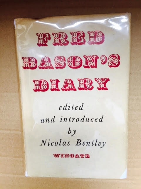 Image for Fred Bason's Diary