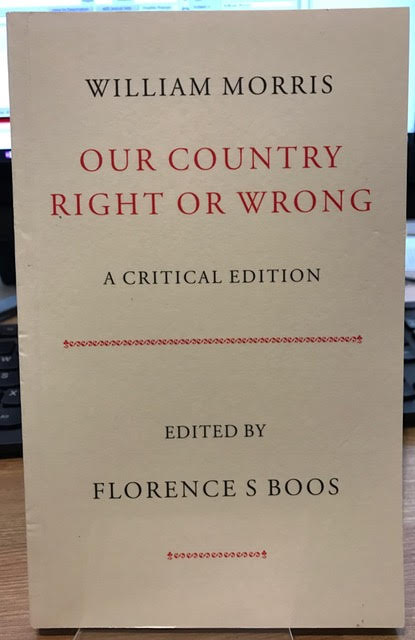 Image for Our Country Right or Wrong: A Critical Edition