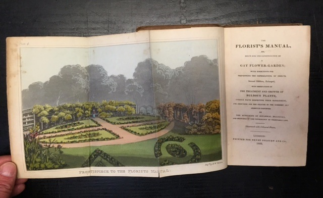 Image for The Florist's Manual, or Hints for the Construction of a Gay Flower-Garden; with directions for preventing the depredations of insects. Second Edition, Enlarged, with observations on the treatment and growth of bulbous plants, curious facts respecting their management, and directions for the culture of the Guernsey Lily, Amaryllis Sarniensis by the authoress of botanical dialogues, and sketches of the physiology of vegetable life. Illustrated with Coloured Plates.