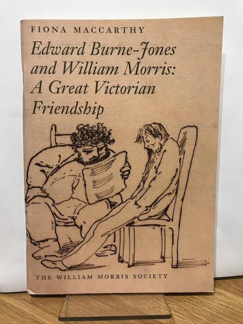 Image for Edward Burne - Jones and William Morris: a Great Victorian Friendship