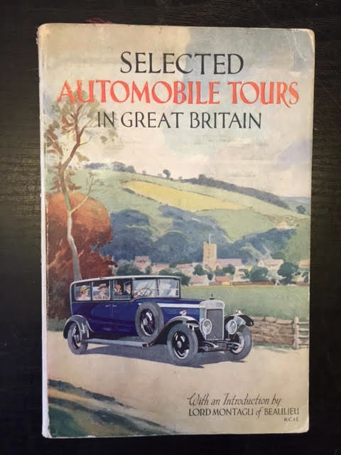 Image for Selected Automobile Tours in Great Britain