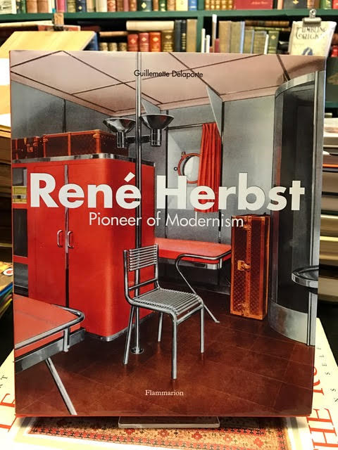 Image for Rene Herbst Pioneer of Modernism