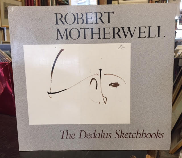 Image for Robert Motherwell: the Dedalus sketchbooks