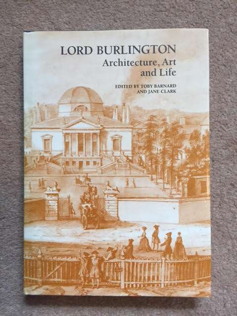 Image for Lord Burlington : Architecture, Art and Life
