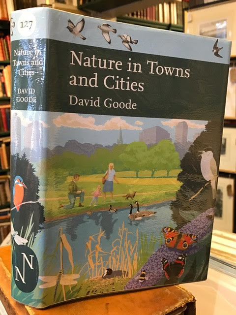 Image for Nature in Towns and Cities (Collins New Naturalist Library 127)