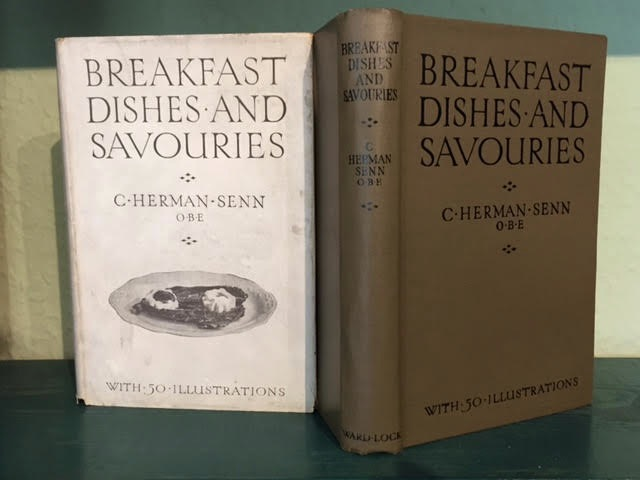 Image for Breakfast Dishes and Savouries