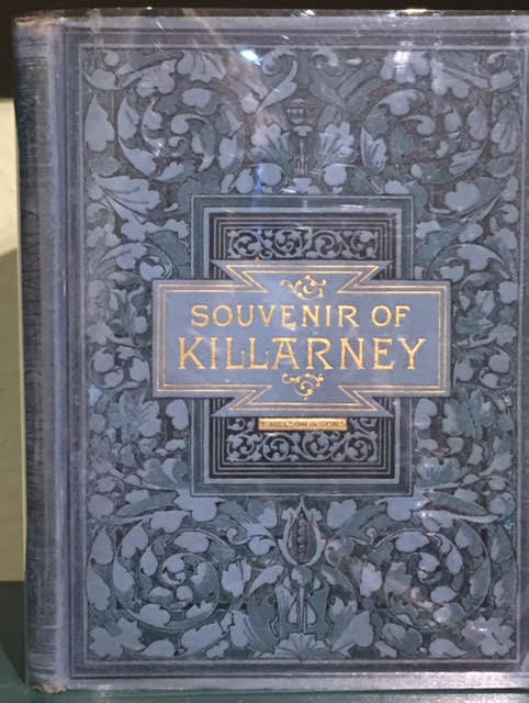 Image for Souvenir of the Lakes of Killarney and Glengariff