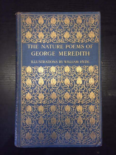 Image for The Nature Poems of George Meredith