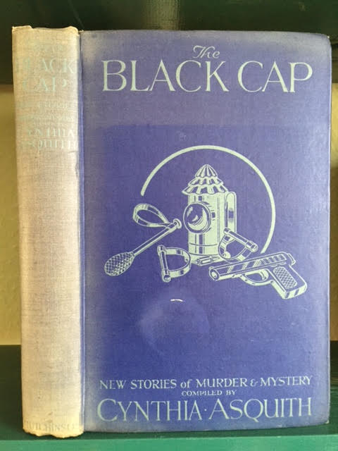 Image for The Black Cap. New Stories of Murder & Mystery