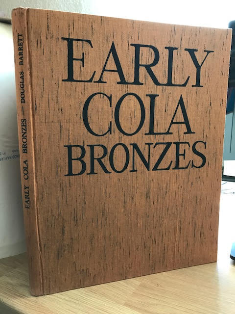 Image for Early Cola Bronzes