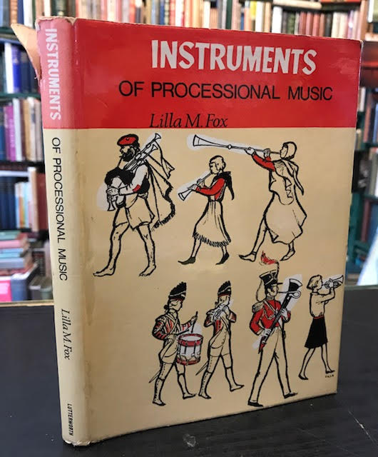 Image for Instruments of Processional Music : A History of Musical Instruments