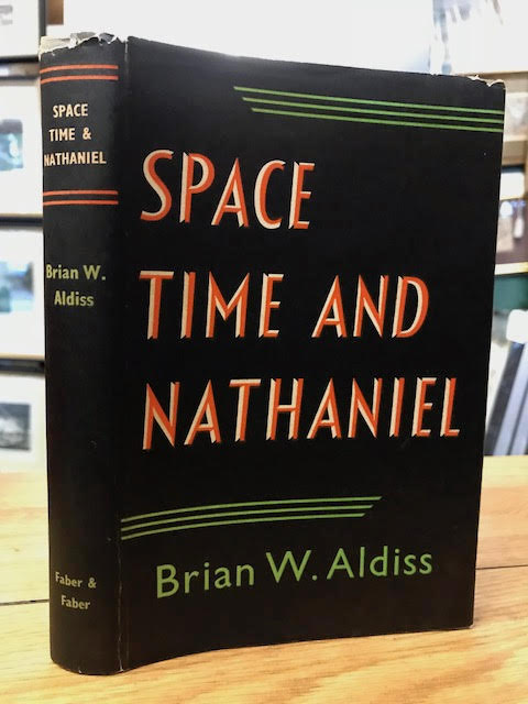 Image for Space, Time and Nathaniel (presciences)