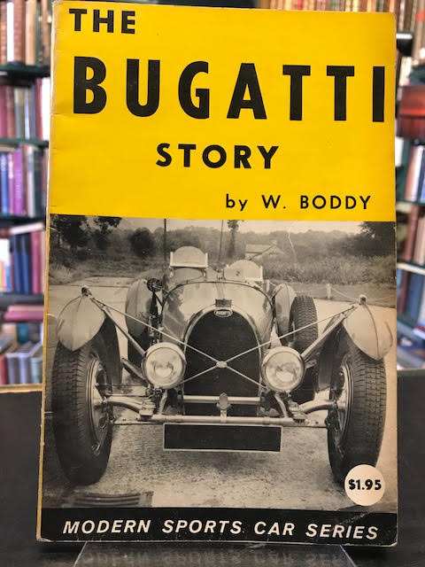 Image for The Bugatti Story