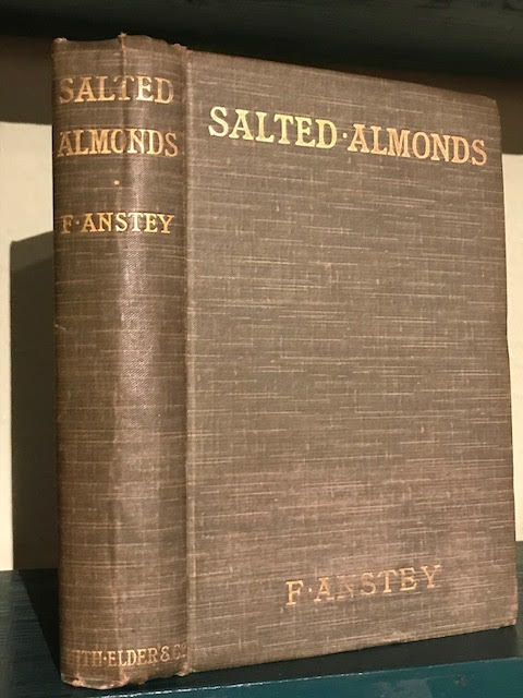 Image for Salted Almonds