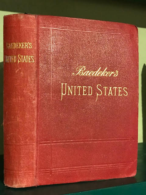 Image for The United States with an Excursion into Mexico : Handbook for Travellers