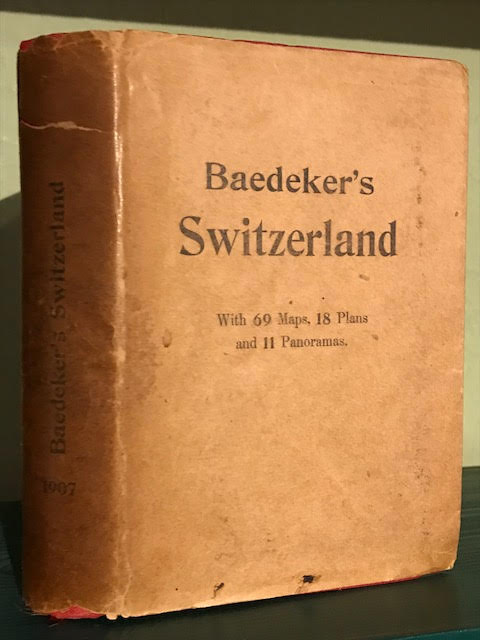 Image for Switzerland and the Adjacent Portion of Italy, Savoy, and Tyrol : Handbook for Travellers