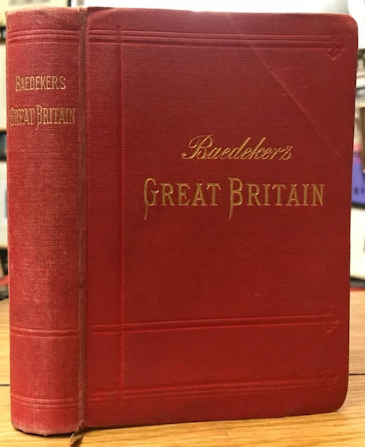 Image for Great Britain : Handbook for Travellers
