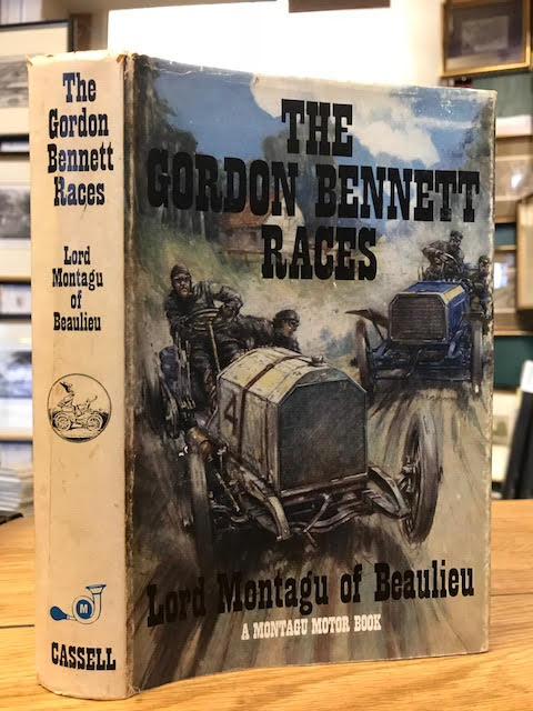 Image for The Gordon Bennett Races : A Montagu Motor Book New Series