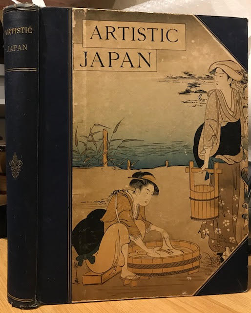 Image for Artistic Japan : Illustrations and Essays. Volumes 1 and 2 bound in one