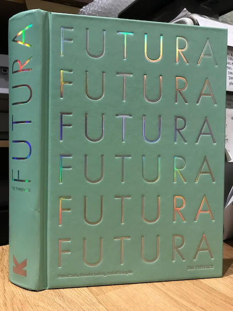 Image for Futura : The Typeface