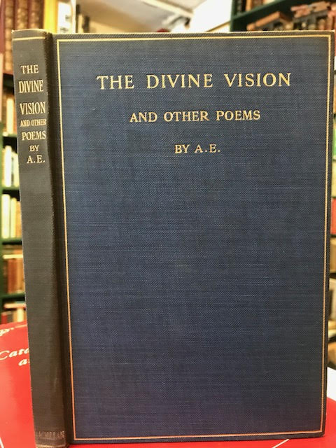 Image for The Divine Vision and Other Poems