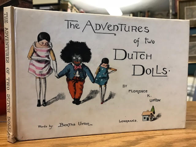 Image for The Adventures of Two Dutch Dolls and a Golliwogg