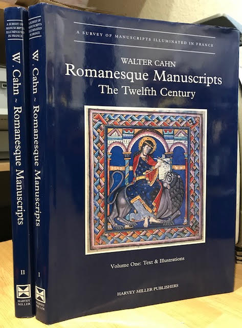 Image for Romanesque Manuscripts : TheTwelfth Century. A Survey of Manuscripts Illuminated in France. In two volumes