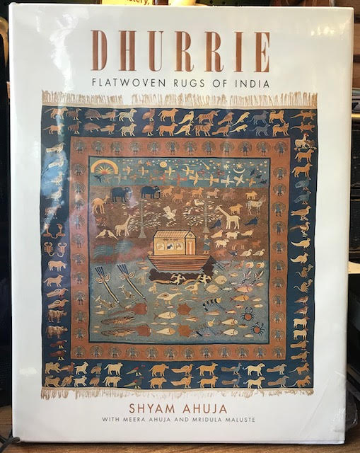 Image for Dhurrie: Flatwoven Rugs of India