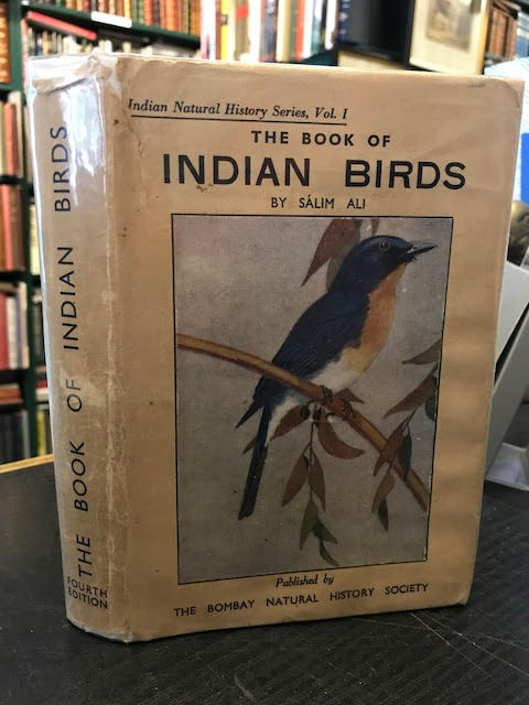 Image for The Book of Indian Birds. Indian Natural History Series, Vol. I