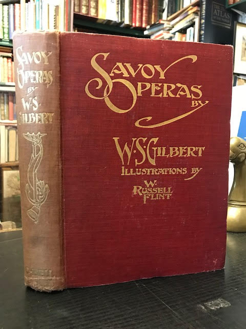 Image for Savoy Operas