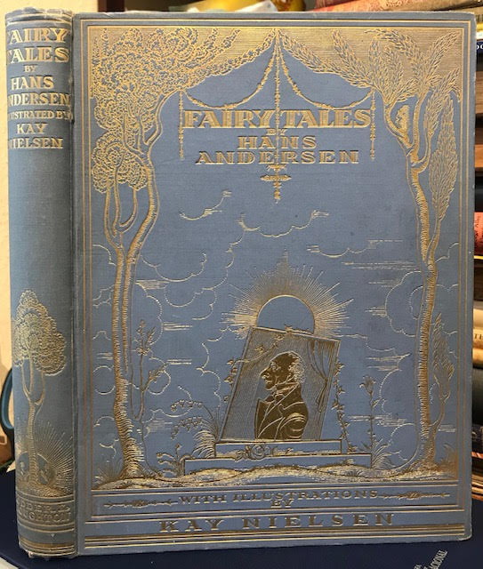 Image for Fairy Tales by Hans Andersen Illustrated By Kay Nielsen