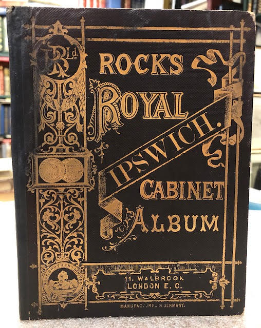 Image for Rock's Royal Cabinet Album Ipswich
