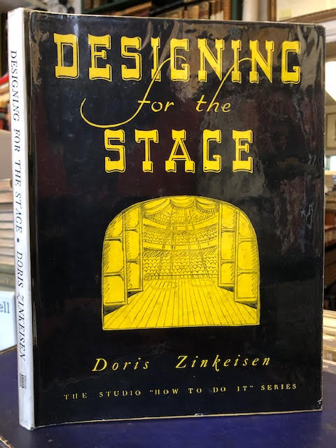 Image for Designing for the Stage. How to Do It Series No. 18