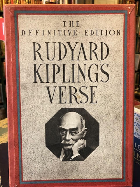 Image for Rudyard Kipling's Verse : Definitive Edition