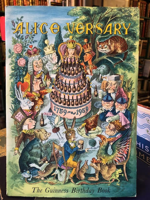 Image for Alice Versary : The Guinness Birthday Book 1759-1959
