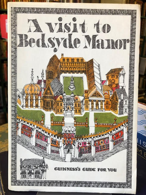 Image for A Visit to Bedsyde Manor : Guinness's Guide for You